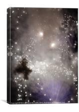 Nebular, Canvas Print