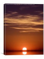 Mediterranean Twilight, Canvas Print