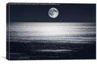 Moonshine, Canvas Print