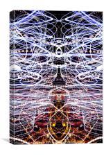 Light Fantastic 38, Canvas Print
