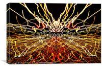 Light Fantastic 18, Canvas Print