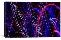 Light Fantastic 06, Canvas Print