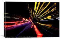 Light Fantastic 03, Canvas Print
