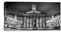 GOMA Glasgow, Canvas Print