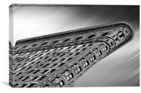 Flatiron Building, Canvas Print