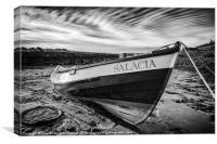 Salacia, Canvas Print