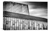 Riverside Museum Glasgow, Canvas Print
