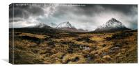 The Glen of Legends, Canvas Print