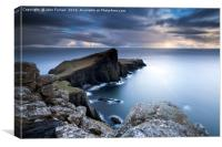 Neist Point , Canvas Print