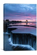 Strathclyde Park Loch, Canvas Print