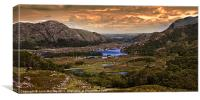 Ladies' View, Lakes of Killarney, Canvas Print