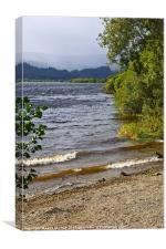 Loch Venachar, Canvas Print