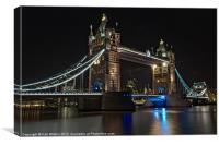 Tower Bridge London HDR
