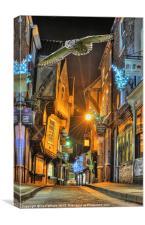 York Shambles Xmas Owl
