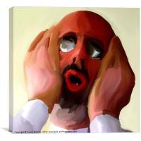 Overload, Canvas Print