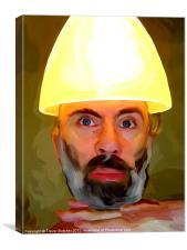 Illumination, Canvas Print