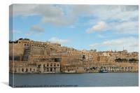 malta across the harbour