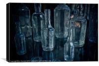 glass works, Canvas Print