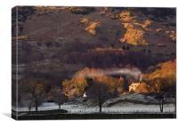 Grasmere, Lake District, UK, Canvas Print