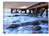 Portencross jetty