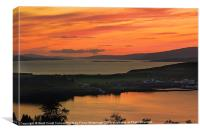Sunset Over Kerrera Isle
