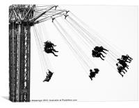 Swing!, Canvas Print