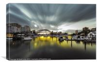 Lavender Bay - Sydney, Canvas Print