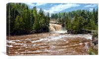 Gooseberry Falls, Canvas Print