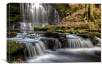 Scaleber Force Falls, Canvas Print