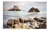 Mupe Bay, Canvas Print