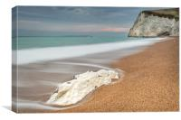 Bats Head at Durdle Door, Canvas Print