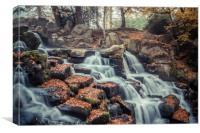 Waterfalls, Canvas Print