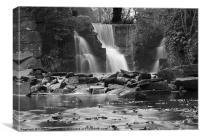 Penllegaer Waterfall
