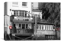 london riverside pub