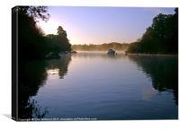 Dawn at Twickenham