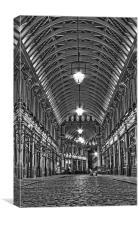 Leadenhall Market, Canvas Print