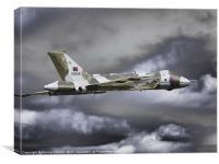 Vulcan, Canvas Print