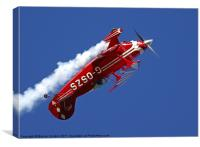 Pitts Special, Canvas Print