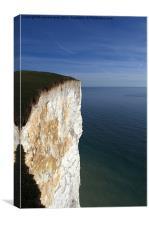 Cliff''s Edge, Canvas Print