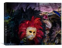 Carnival, Canvas Print