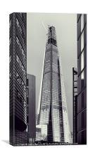 Shard of Glass, Canvas Print