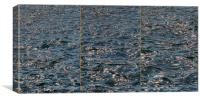 Good Morning Sea, Canvas Print