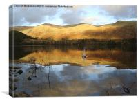 Lake District, Canvas Print