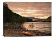 Evening at Thirlmere