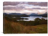 Loch Awe, Canvas Print