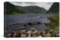Loch Killin, Canvas Print