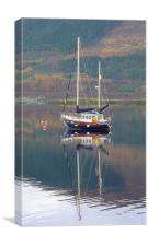 Yacht on a Loch #2