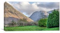 Mountains of Glencoe,Scotland.