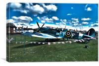 Lytham St Annes Spitfire
