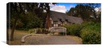 Anne Hathaway's Cottage, Canvas Print